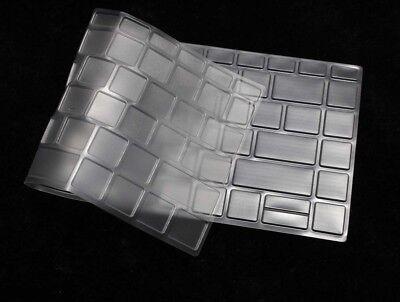 Thin Clear TPU Keyboard Cover Skin Protector for Macbook Pro 13 15 Retina FBDC