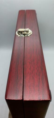 4 Piece Wine Tool Set Bottle Opener Wooden Gift Box Corkscrew Accessories Set 1