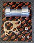 NEW Yamaha Banshee aluminum round style bearing carrier 35mm brake caliper stay