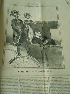 Hd 3486 Daumier 1871 Rome. - Un Martyr En 1871 6zhuay1t-10104144-696006556