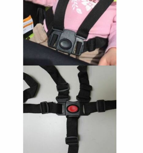 Buckle Clip Safety Harness Chest Strap for Summer Infant Baby Stroller Girl Boy