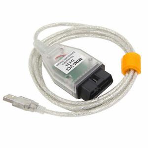 Mini VCI J2534 16Pin OBD2 Diagnostic Cable For Toyota Lexus TIS Tech Car Scanner
