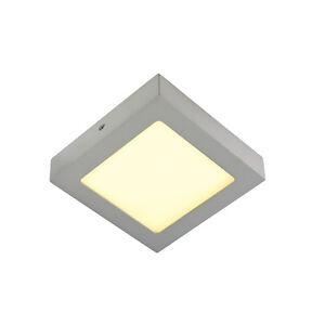 Intalite-Sensor-Pared-y-lampara-techo-cuadrado-plateado-gris-10w-SMD-LED-120
