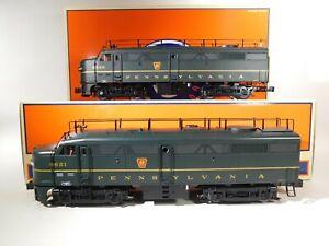 Lionel-O-Gauge-Pennsylvania-Rail-Road-FA-AA-Set-6-3817-C-129