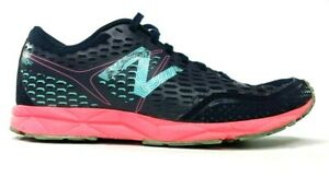 Details about NEW BALANCE 650 V2 Blue Pink Running Shoes Womens 7 B Training Sneakers W650RN2