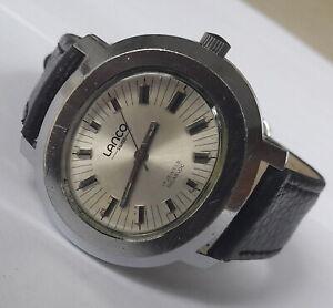 Vintage-LANCO-Incabloc-Handwinding17Jewels-Cal-2451-Swiss-Made-Wristwatch-1970-039-s