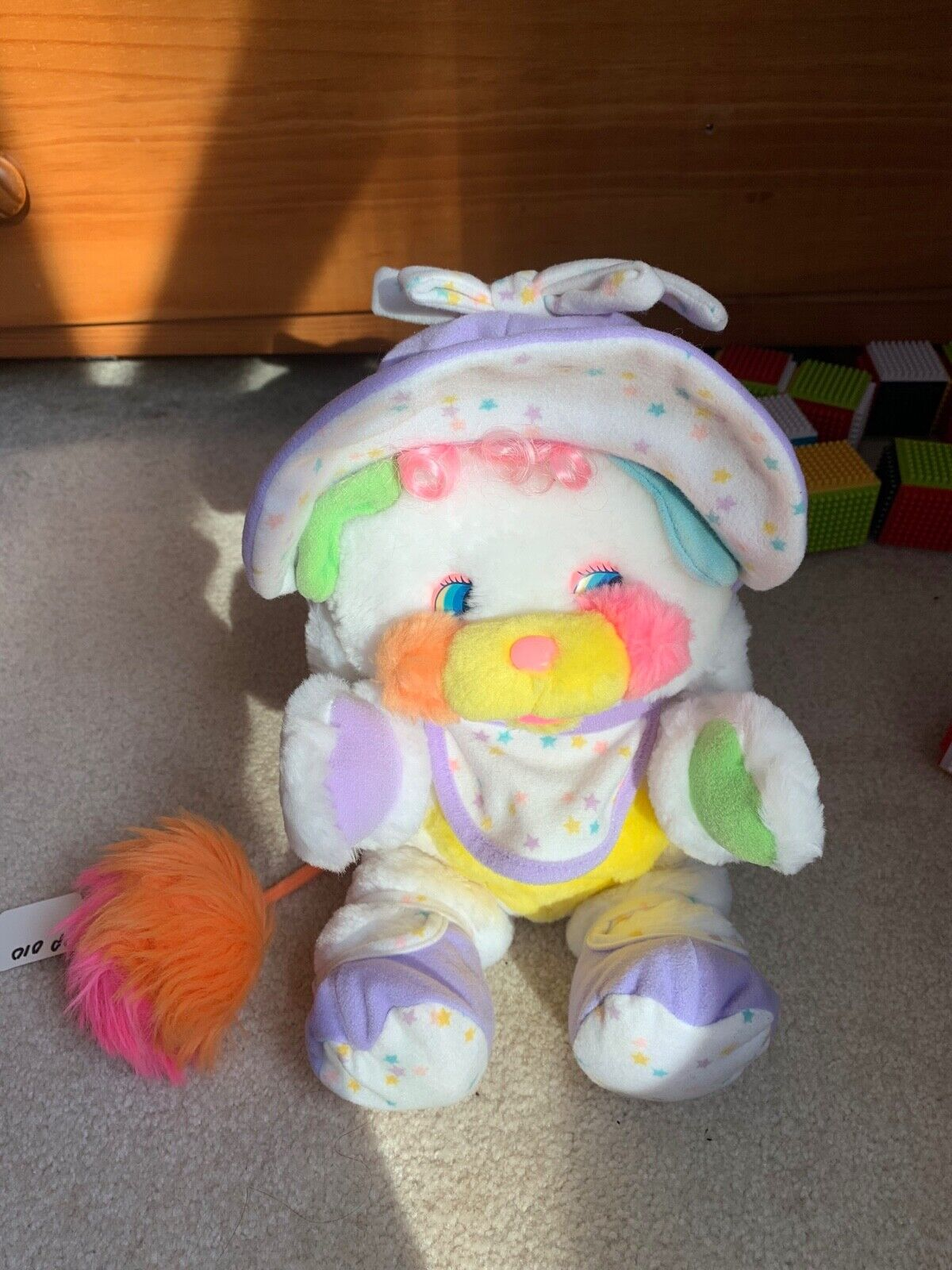 Bibsy baby popple new vintage HTF