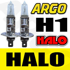 2 X CAR H1 HID HALOGEN HALOGEN 55W FOGLIGHT FOG LIGHTS BULBS 8500K CLEAR