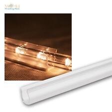 10er Pack Befestigungs-Schienen für Lichtschlauch, Befestigungsschiene ropelight