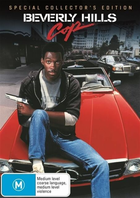BEVERLY HILLS COP (DVD) SPECIAL WIDESCREEN COLLECTOR'S EDITION