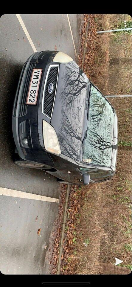 Ford Focus C-MAX, 1,6 Trend, Benzin