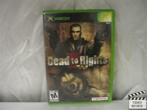 Dead to Rights II  (Xbox, 2005)
