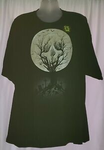 Glow in the Dark Graphic Tee Shirt  3XL with tags~ lot x508
