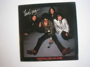 THIN-LIZZY-Waiting-For-An-Alibi-UK-7-034-single-PS-insert-1979-ex-ex