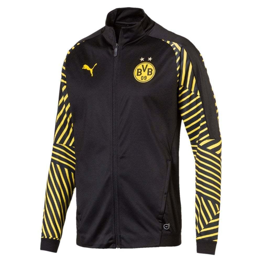Puma Borussia Dortmund Hombre Stadium Chaqueta