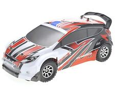 1:18 RC Rally Car Electric 2.4GHz Radio Remote Control 4WD RTR Red New