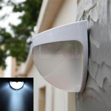 LIXADA Solar Power Wireless LED Lamp Light Sensor for Garden Gutter Fence Z6L3