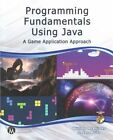 Programming Fundamentals Using Java: A Game Application Approach by Jane C. Fritz, William McAllister (Mixed media product, 2014)