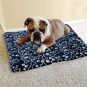 608dd65d6b2d Pet Washable Home Blanket Large Dog Bed Cushion Mattress Kennel Soft ...