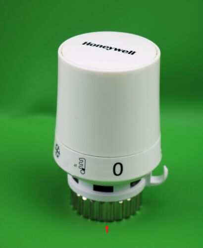 HONEYWELL TRV Replacment Sensore TESTA M30 x 1.5 connessione Cromo Bianco
