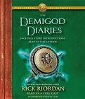 The Demigod Diaries by Rick Riordan (CD-Audio, 2012)