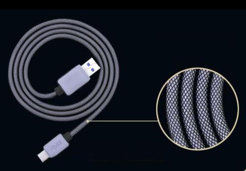 Usb-C 3.1 Typ C Stecker zu 3.0 A Männlich Sync Daten Ladegerät Schnell Ladekabel