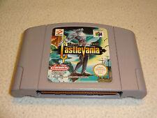 Castlevania Legacy of Darkness N64 Spiel nur das Modul