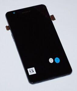 Original Sony Xperia E4g E2043 LCD Display Bildschirm Touchscreen Rahmen