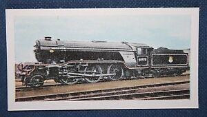British-Railways-Ex-LNER-V2-Steam-Locomotive-60976-Vintage-Colour-Card