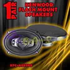 "2) NEW KENWOOD KFC-6985PS 6x9"" 600 WATT 4-WAY CAR AUDIO COAXIAL SPEAKERS STEREO"