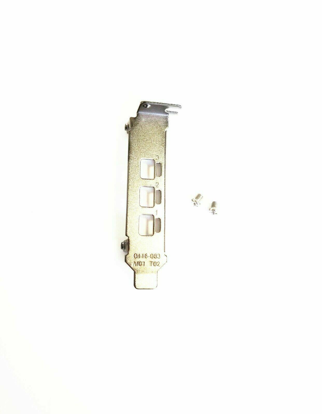 50PCS Low Profile Bracket for NVIDIA Quadro P400