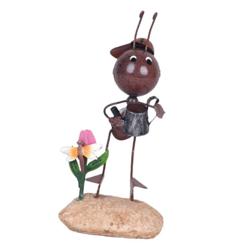 Ant Figurine for Home Indoor and Garden Yard Decor Stress Relief Desk Toys