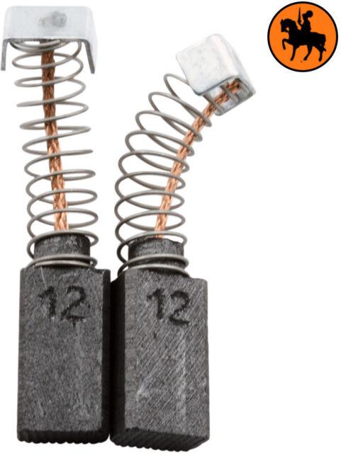 5x8x14,5mm Remplace 24837 Balais de Charbon pour Kress Coupeuse//Scie WS6390E