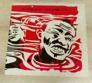Die Toten Hosen - Hier kommt Alex Maxi 12'' Vinyl