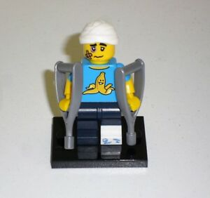 LEGO-Series-15-Minifigure-034-Clumsy-Guy-034-New-Condition