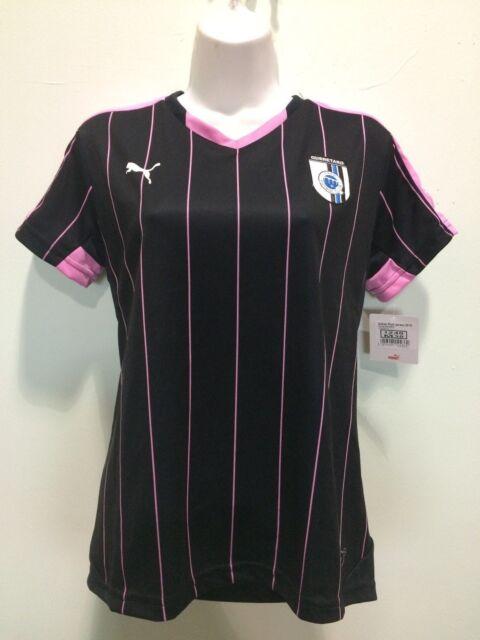 a978dc1e5 QUERETARO GALLOS BLANCOS black-pink woman jersey playera puma 2015-2016  proyect