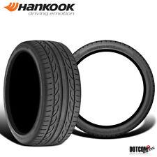 4 NEW 255//45-20 HANKOOK VENTUS V12 EVO2 K120 45R R20 TIRES