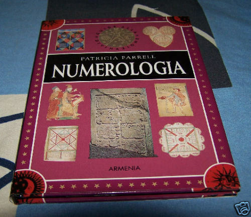 Numerologia Patricia Farrell Guide alla divinazione