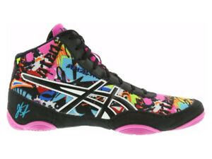 Image is loading ASICS-JB-ELITE-V2-0-Wrestling-MENS-Graffiti-