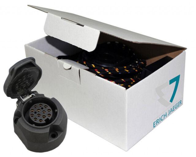 Erich Jaeger E-Satz Kabelsatz Elektrosatz 13-Polig für VW Polo 6C Cross Polo