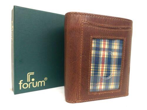 Genuine Vegetable Tanned Gents Leather Trifold Wallet//Mens Wallet AKSHLE-7035