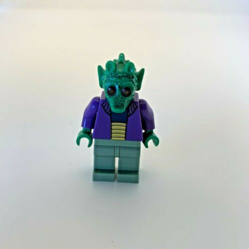 LEGO Star Wars Greedo Onaconda Farr Bounty Hunter Minifigure