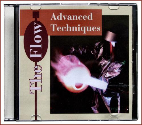 The Flow Advanced Techniques-CD con Project-Tutorials en formato PDF