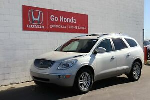 2012 Buick Enclave CX, AWD, NO ACCIDENTS!