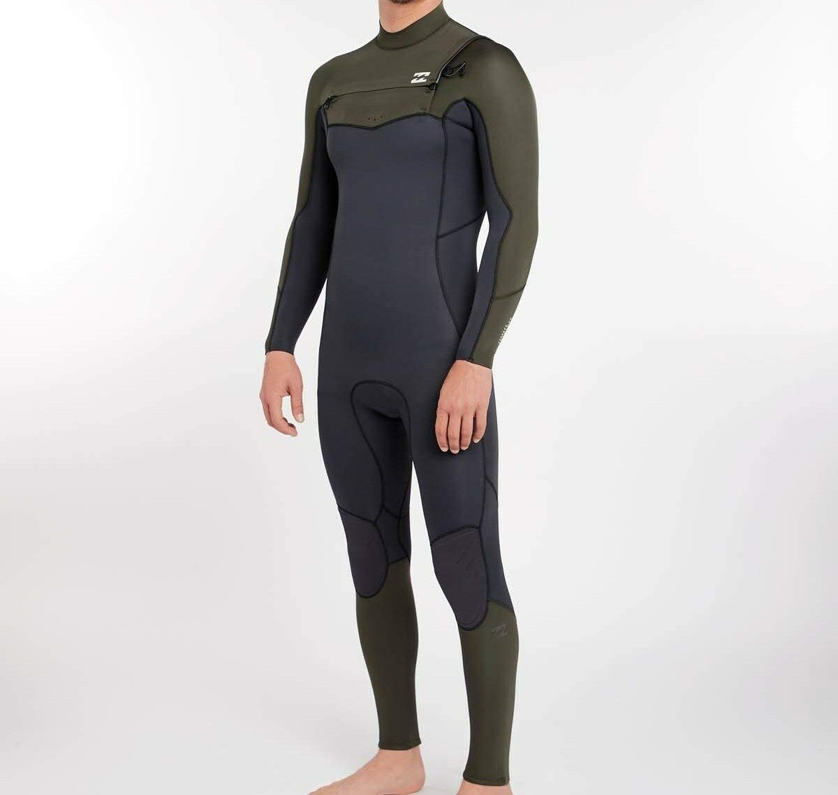 BILLABONG Men's 3 2 FURNACE ABSOLUTE CZ  Wetsuit - DKO - Medium Tall - NWT  ultra-low prices