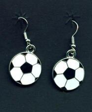 Ohrringe Fußball Ohrhänger WM Earrings Soccer