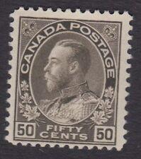CANADA : 1912 50c sepia SG2215 mint