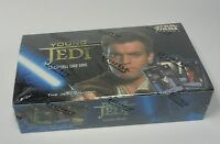 Star Wars Young Jedi The Jedi Council Booster Box 30 Packs Trading Card Game