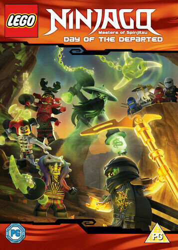 LEGO Ninjago : Day of the Departed (DVD)