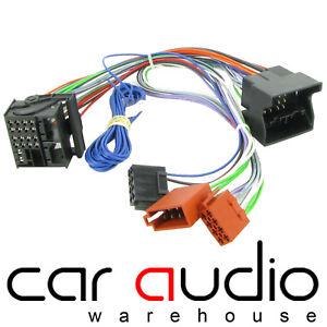 Parrot Bluetooth Handsfree Car Kit SOT Lead T-Harness CT10AU01 for Audi A5